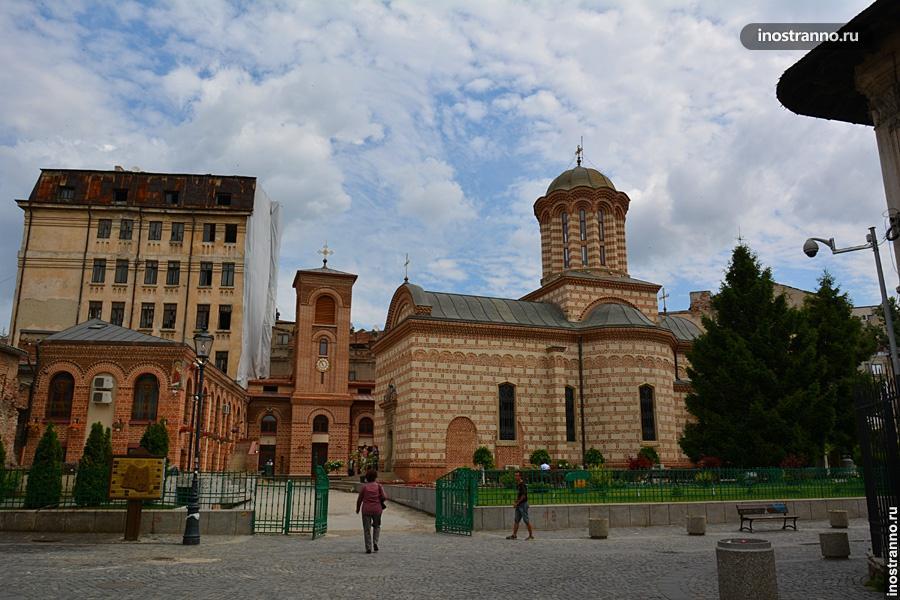 Церковь в Бухаресте