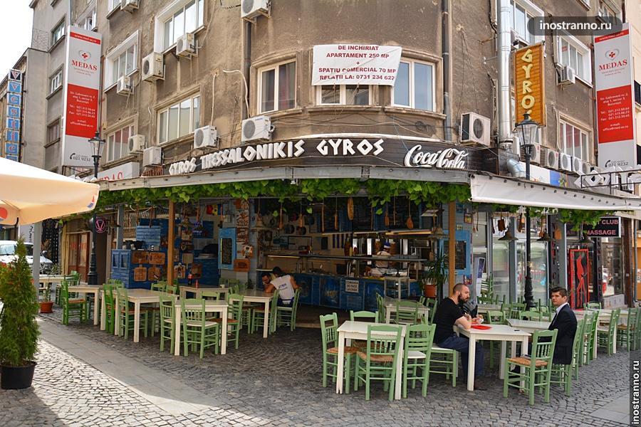 Рестораны в Бухаресте