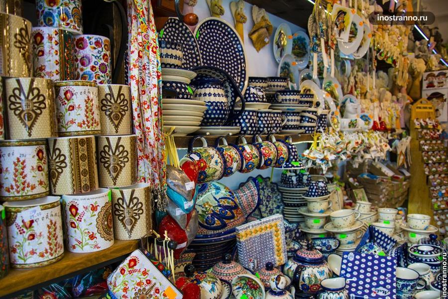 Керамика в Кракове