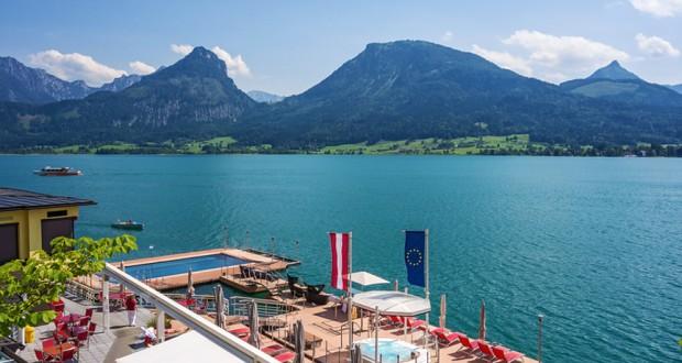Топ 10 отелей в австрийских Альпах с джакузи