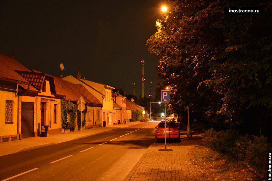Самая высокая труба в Праге