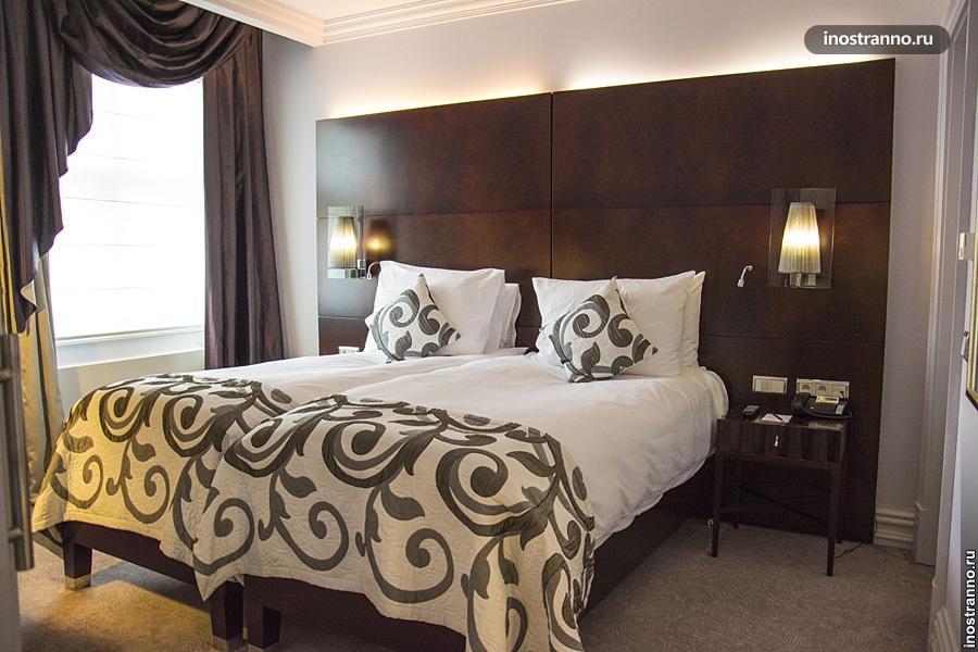 Номер в отеле The Mark Luxury Hotel in Prague