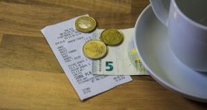 Чаевые в Чехии