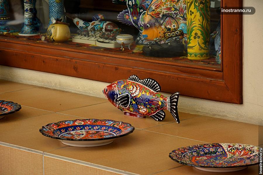 Сувениры из Анталии