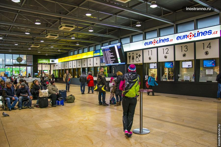 Автовокзал Флоренс продажа билетов