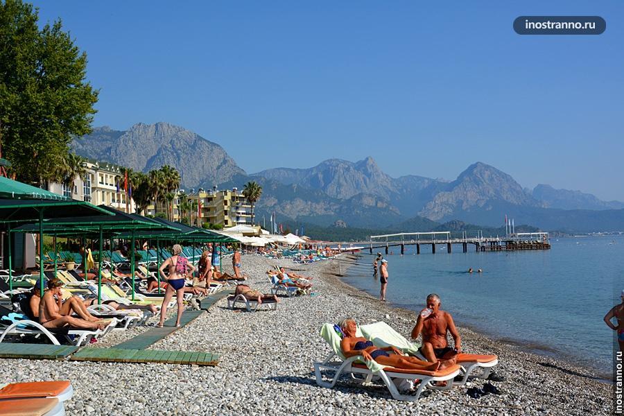 Курорт на Средиземном море