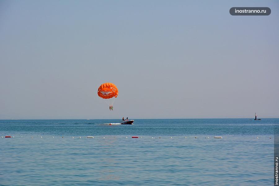 Морские развлечения в Турции