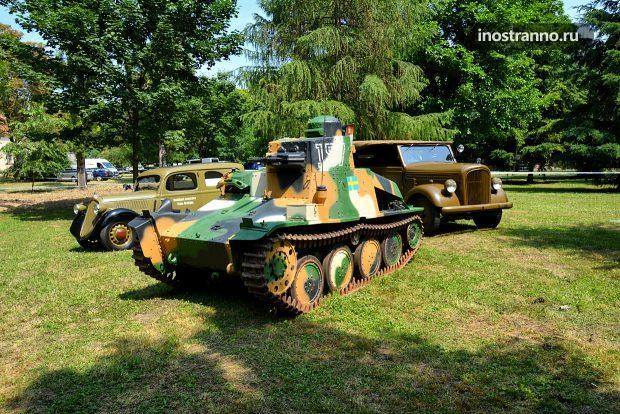 AH-IV Чехословацкий танк