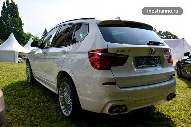BMW X5 Alpina
