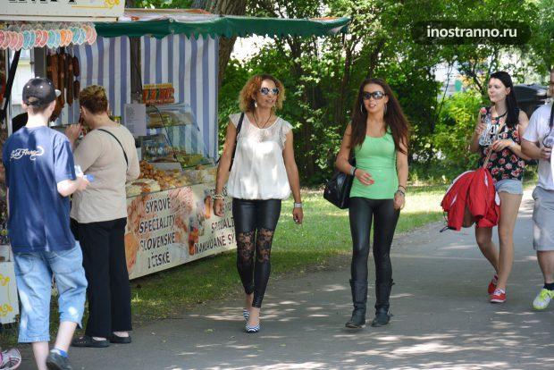 Чешские девушки, чешки