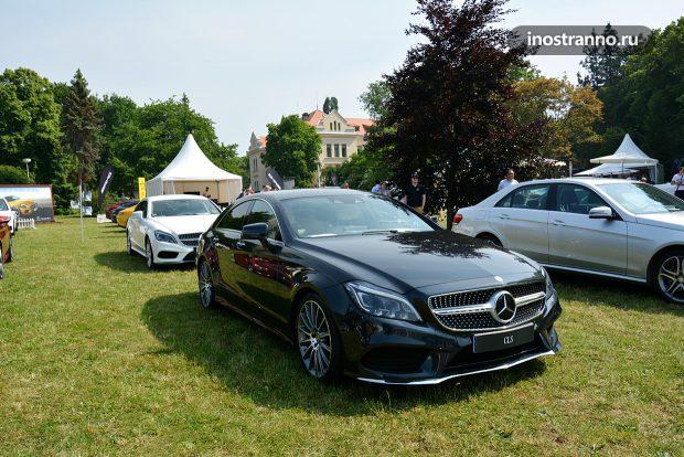 Mercedes CLS 2016