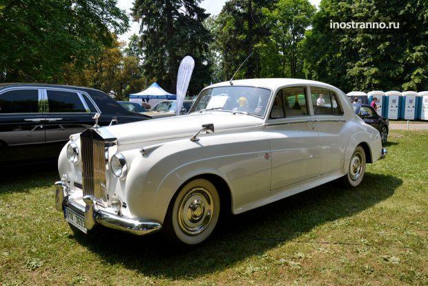 Rolls-Royce Silver Cloud 1958