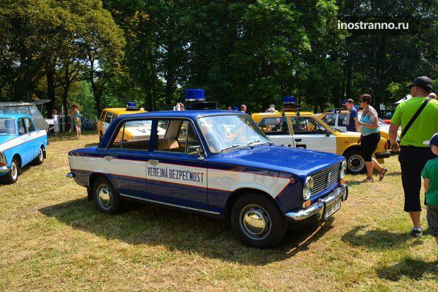ВАЗ 2101 Полиция