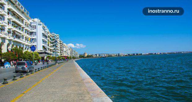 Полезная информация про город Салоники