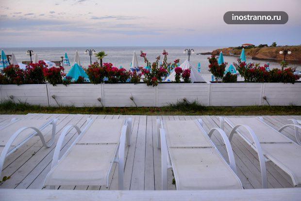 Отель Eskalada Beach Hotel в Ахтополе