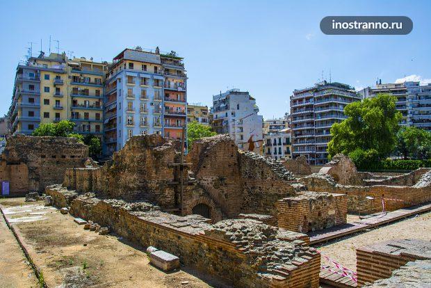 Римский форум в Салоники