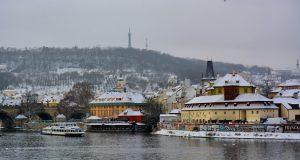 Холм Петршин в Праге