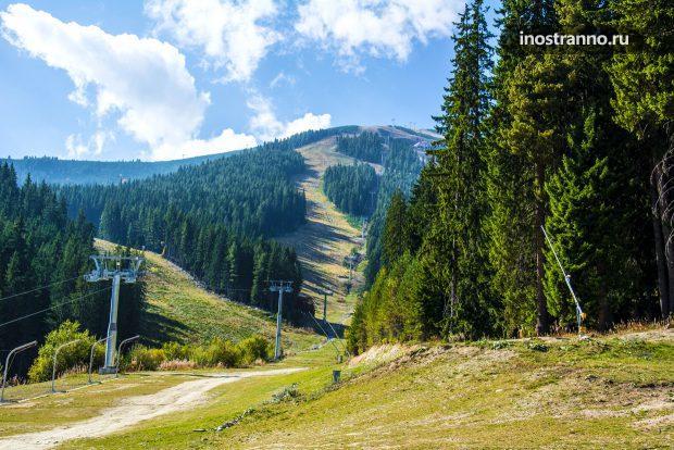 Горы в Болгарии