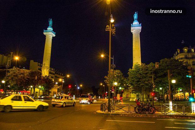 Площадь Нации в Париже, 11 округ