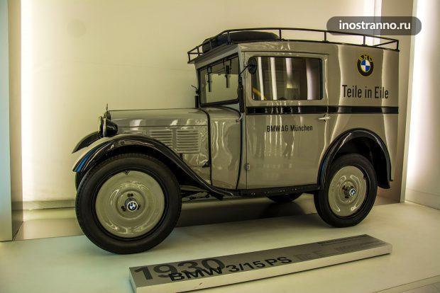 BMW 1930 3-15