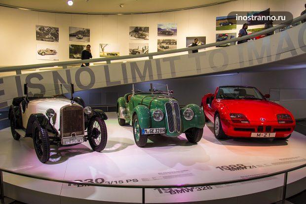 BMW 328, BMW Z1, BMW 1930 3-15