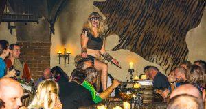 Детенице — ресторан со средневековым шоу около Праги