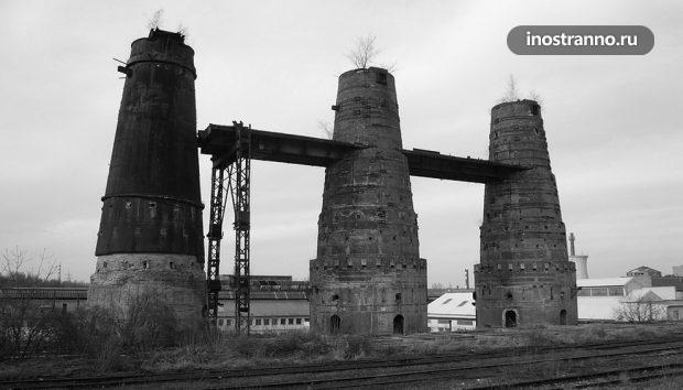 Промышленный район Кладно