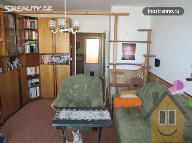 Продажа квартиры в Кладно