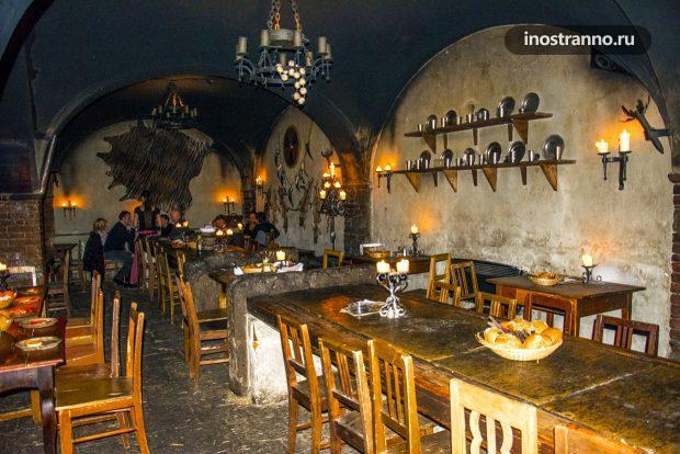 Средневековая корчма рядом с Прагой
