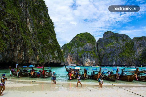 Остров ДиКаприо в Таиланде