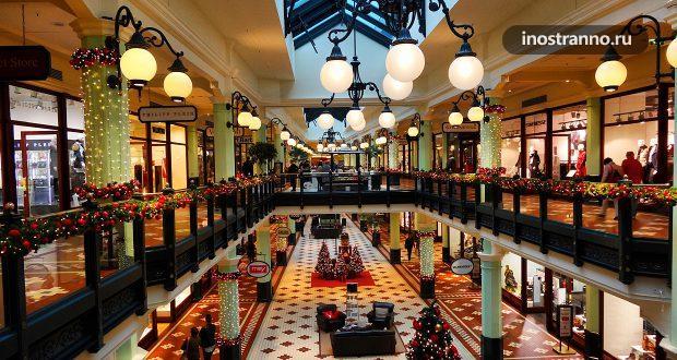 На шопинг в аутлеты Европы
