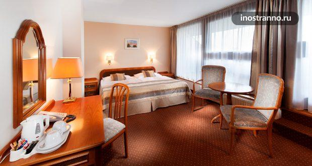 Самые популярные среди русских отели в Праге