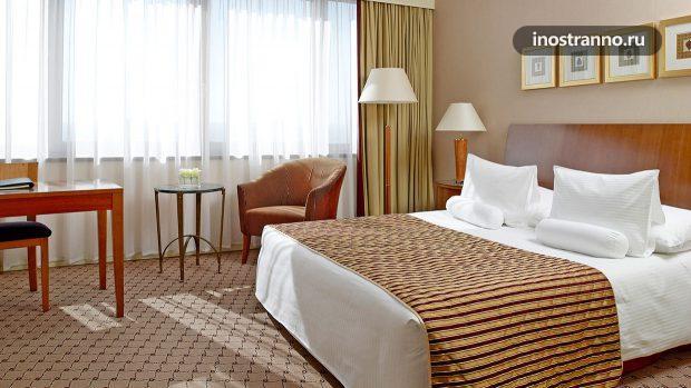 Corinthia Hotel Prague Отель в Праге 5 звезд