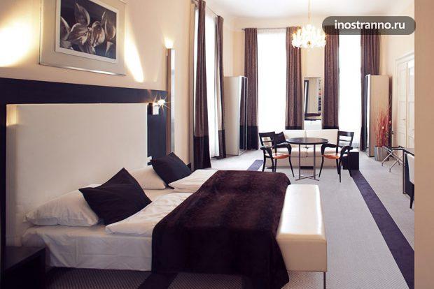 Old Town Square Hotel Отель в Праге 5 звезд