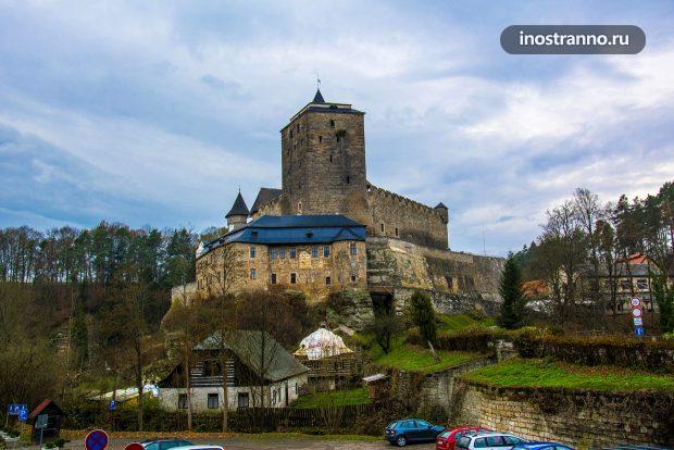 Чешские достопримечательности Замок Кост