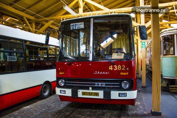 Икарус 280 автобус из Венгрии