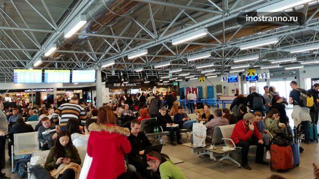 Аэропорт Рима Чампино для лоукостеров