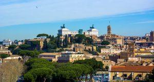 Смотровые площадки Рима с лучшими видами на город