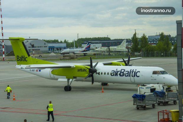 Лоукостер Air Baltic