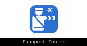 Паспортный контроль при въезде в ЕС