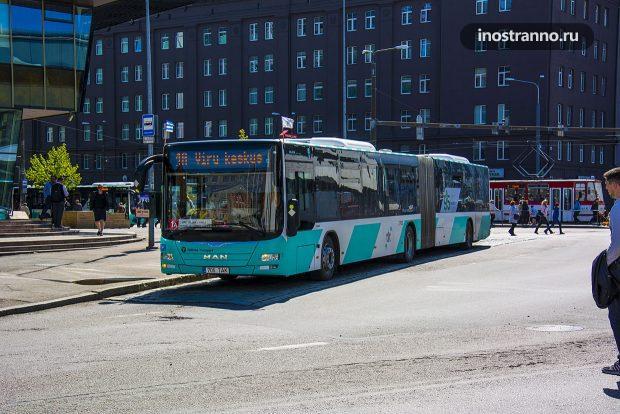 Автобус Таллина Ман