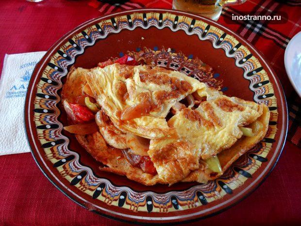 Болгарская керамическая посуда