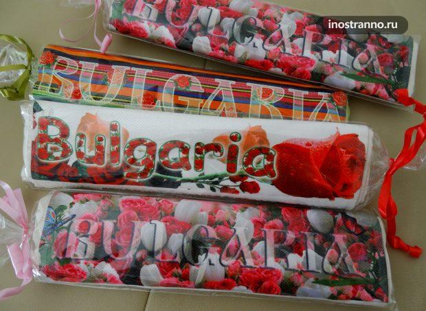 Болгарский текстиль