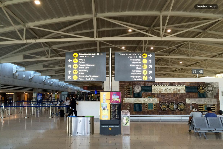 Аэропорт Ларнака на Кипре как добраться
