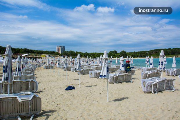 Пляж в Китене, Болгария
