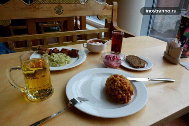 Ресторан Lido в Таллине