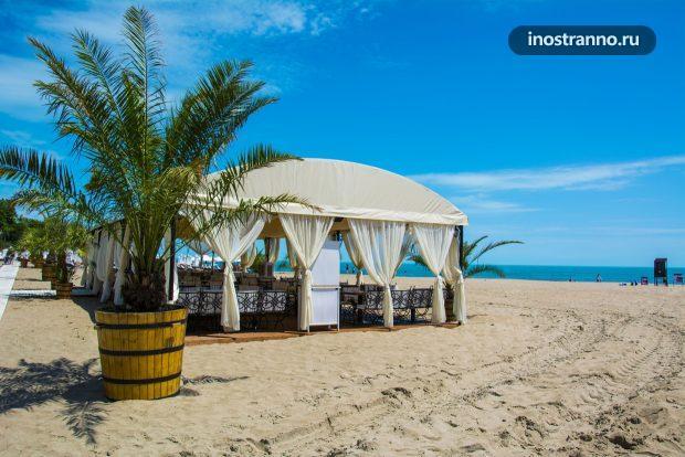 Отель Lozenets Beach Resort в Лозенце, Болгария