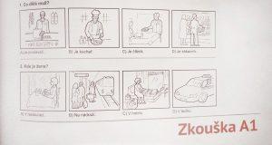 Как мы сдавали экзамен по чешскому языку на ПМЖ