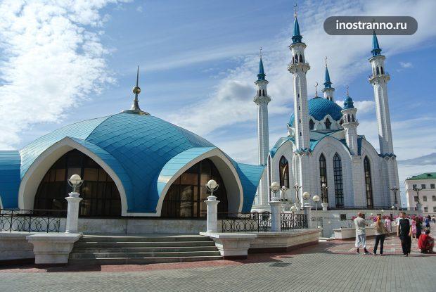Достопримечательности Казани, Кремль, Мечеть