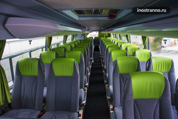 Автобус из Праги в Брно, как добраться